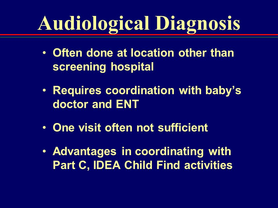 Audiological Diagnosis