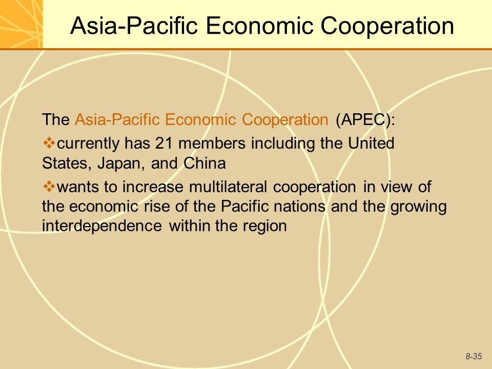 overview of asia pacific economic cooperation Asia-pacific conference of german business - federal.