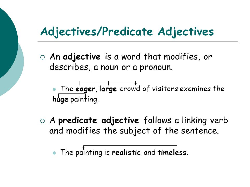 adjectives amp adverbs unit ppt video online download