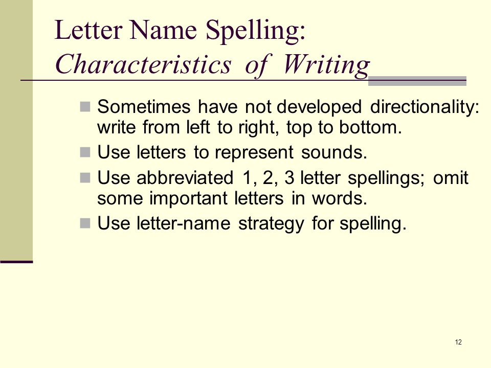 describe three approaches to teaching spelling essay Approaches to reading this introduction to reading skills is best discussed and worked through with two or three colleagues it aims why do we teach reading.