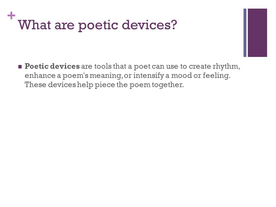 f r r i d d form rhythm rhyme image diction device ppt video online download. Black Bedroom Furniture Sets. Home Design Ideas