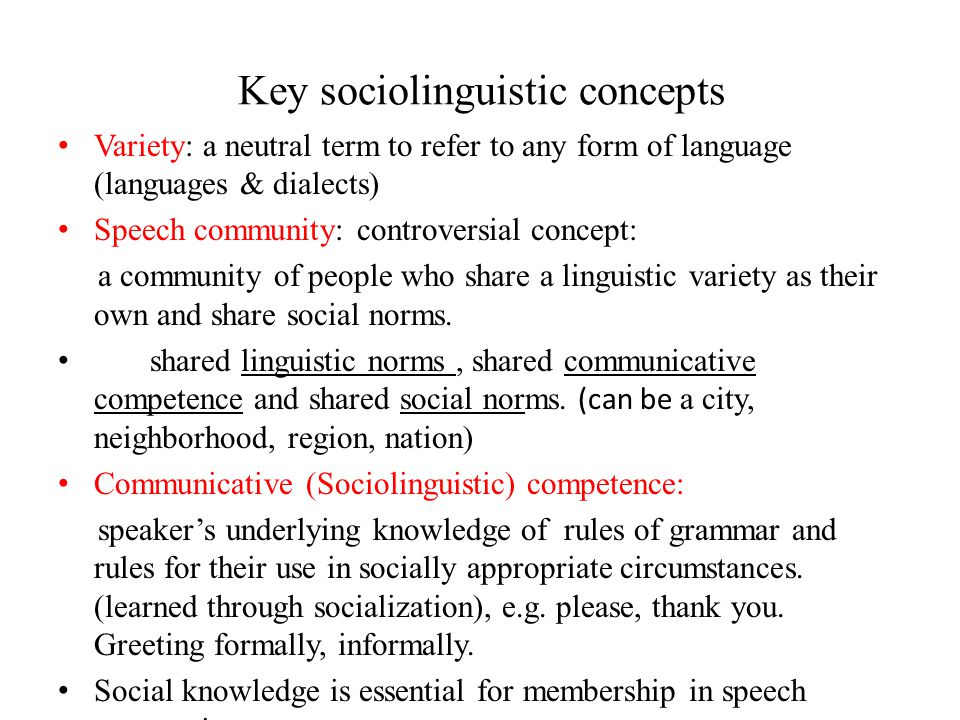 sociolinguistic field the nerd community essay However, sociolinguistic research confirms that code-switching plays an important role in social functions, and does not necessarily indicate linguistic incompetence so, the main concern here is reasons of code switching used by the english teachers during their lessons in the classroom in order to discuss further into this matter, the scope will be.