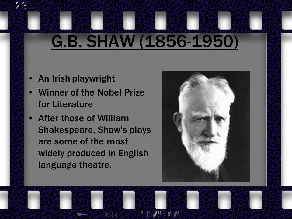 gb shaw