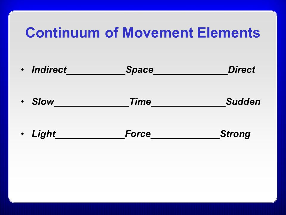 Elements Of Movement : Chapter rhythmic movement and dance ppt video online