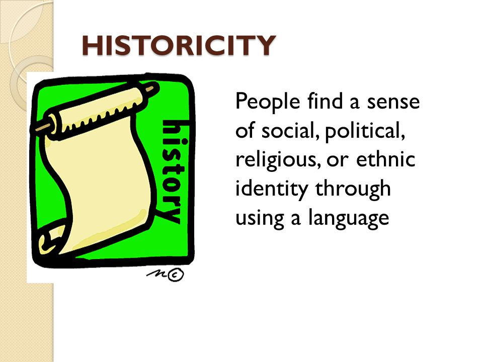 determining cultural identity through a persons ethnicity Innovative methods for assessing the content and structure of people's identities   in sum, ethnic identity is supported by environmental structures (cultural.