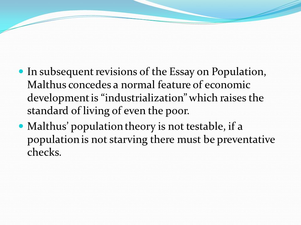 population growth industrialization and the environment essay 295 industrial development and economic growth: implications for poverty reduction and income inequality matleena kniivilä 1 introduction the share of poor people in the global population.