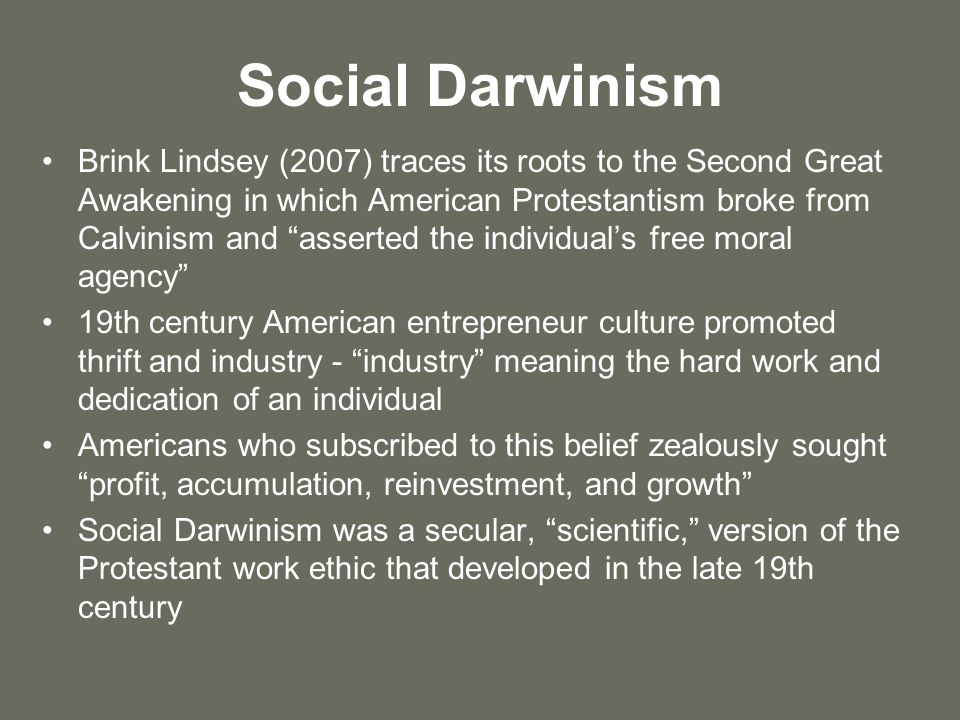 social darwinism selected essays Navigation menu