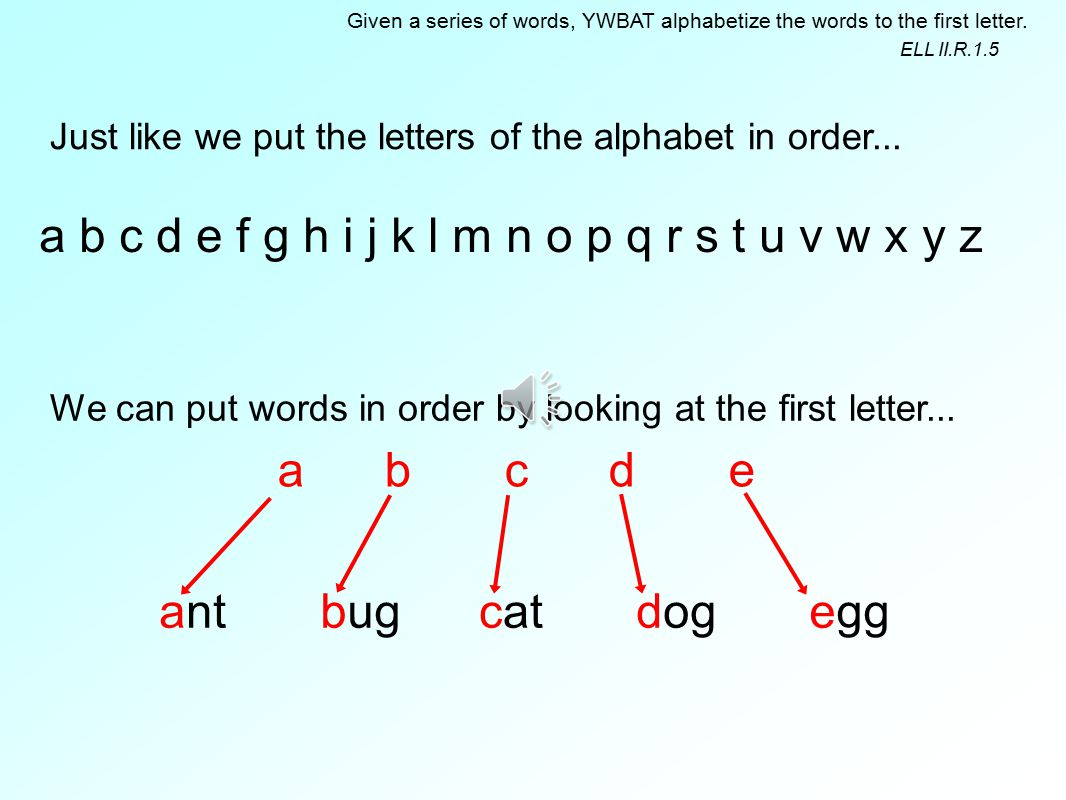 words with the same first letter - People.davidjoel.co