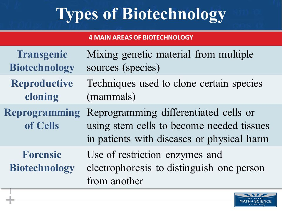 types of genetic engineering The possibility for recombinant dna technology emerged with the discovery of restriction enzymes in 1968 by swiss microbiologist werner arberthe following year american microbiologist hamilton o smith purified so-called type ii restriction enzymes, which were found to be essential to genetic engineering for their ability to cleave a specific site within the dna (as opposed to type i .