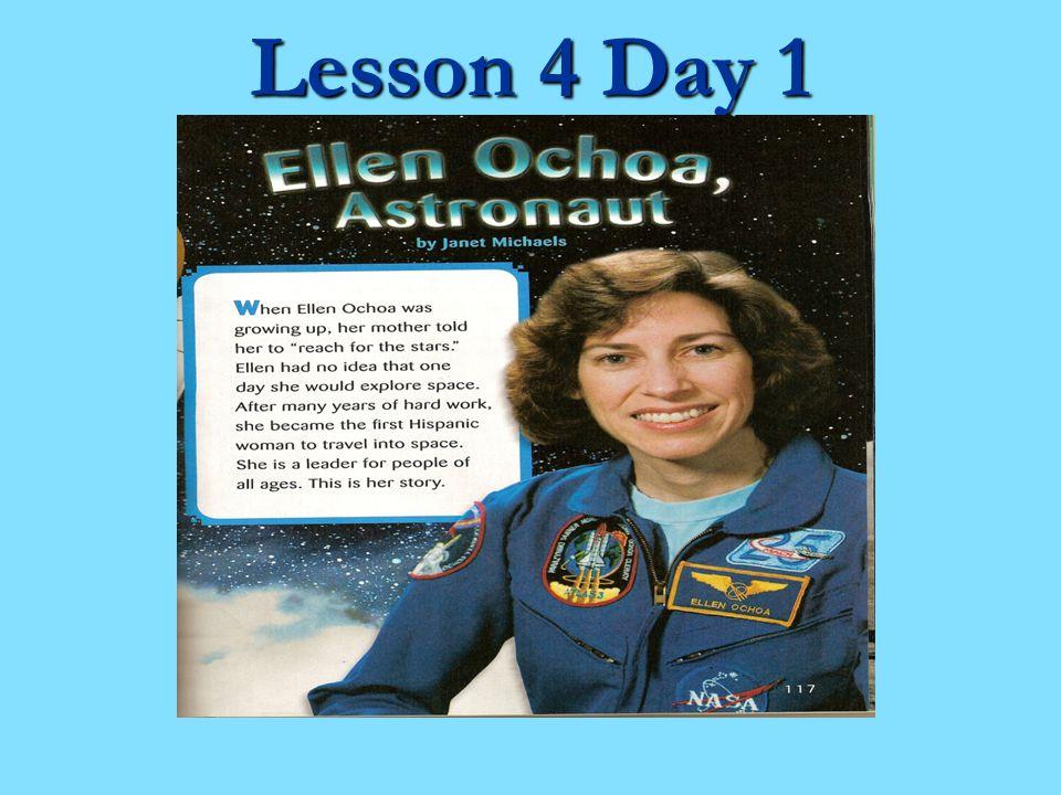 Ellen Ochoa Astronaut By Janet Michaels
