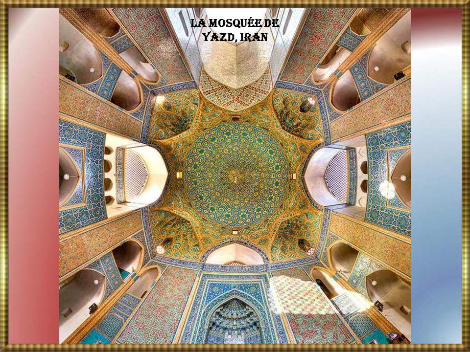 La Mosquée de Yazd, Iran