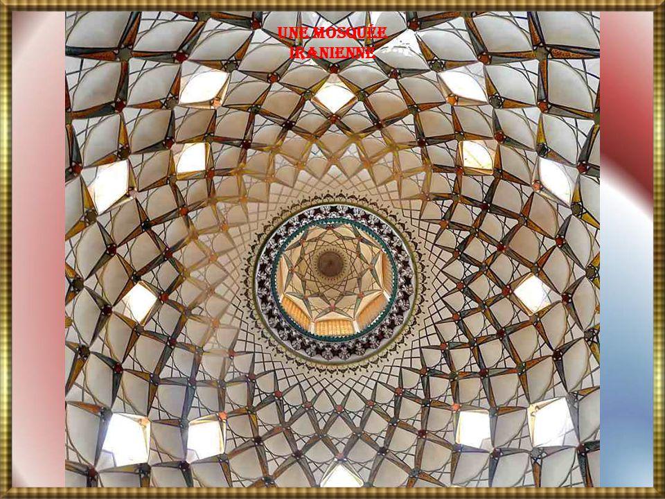 Une mosquée iranienne