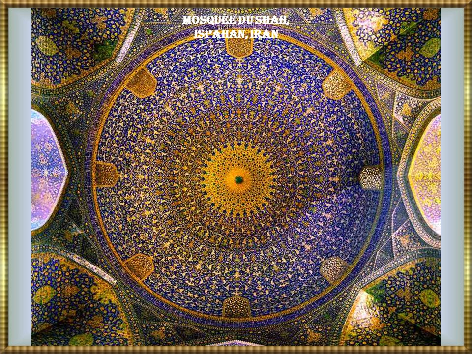 Mosquée du Shah, Ispahan, Iran