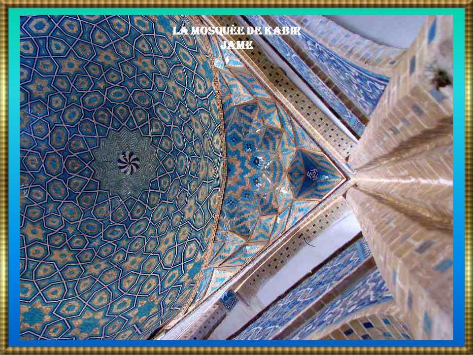 La mosquée de Kabir jame