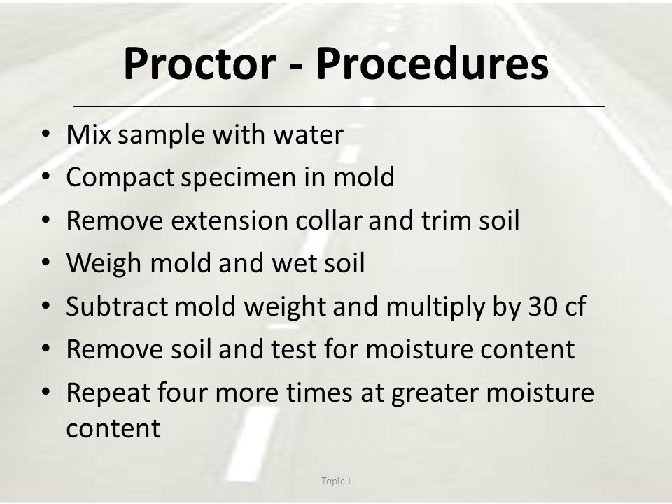 Proctor test aashto t 99 t 224 t ppt video online for Soil removal calculator
