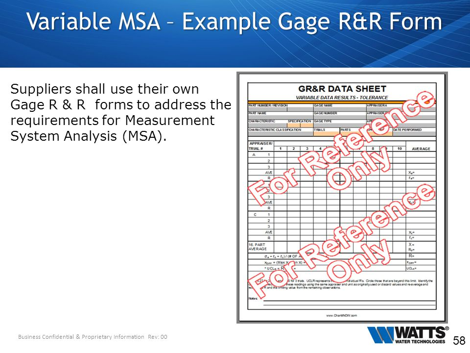 Attribute Gage R&R Studies: Comparing Appraisers | BPI ...