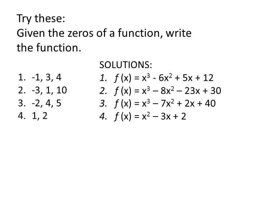 Write and Solve an Equation