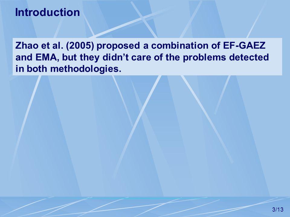 Introduction Zhao et al.