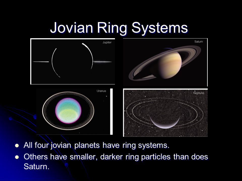 what planets have ring systems - photo #6