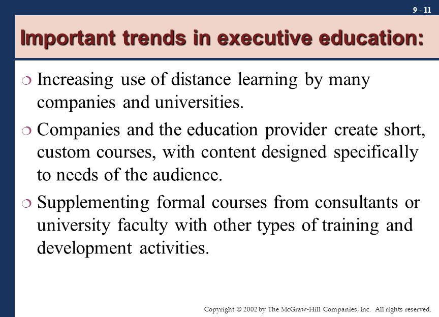 the importance of formal education When it comes to learning, most of today's technology and methodology is centered around formal programs this can include an elearning initiative at a company, curriculum for live classroom training, and everything in between in fact, every single one of the consulting projects i participated in.