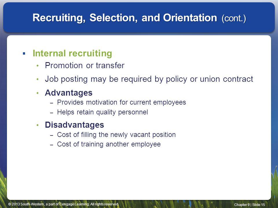 Internal job posting policy pdf
