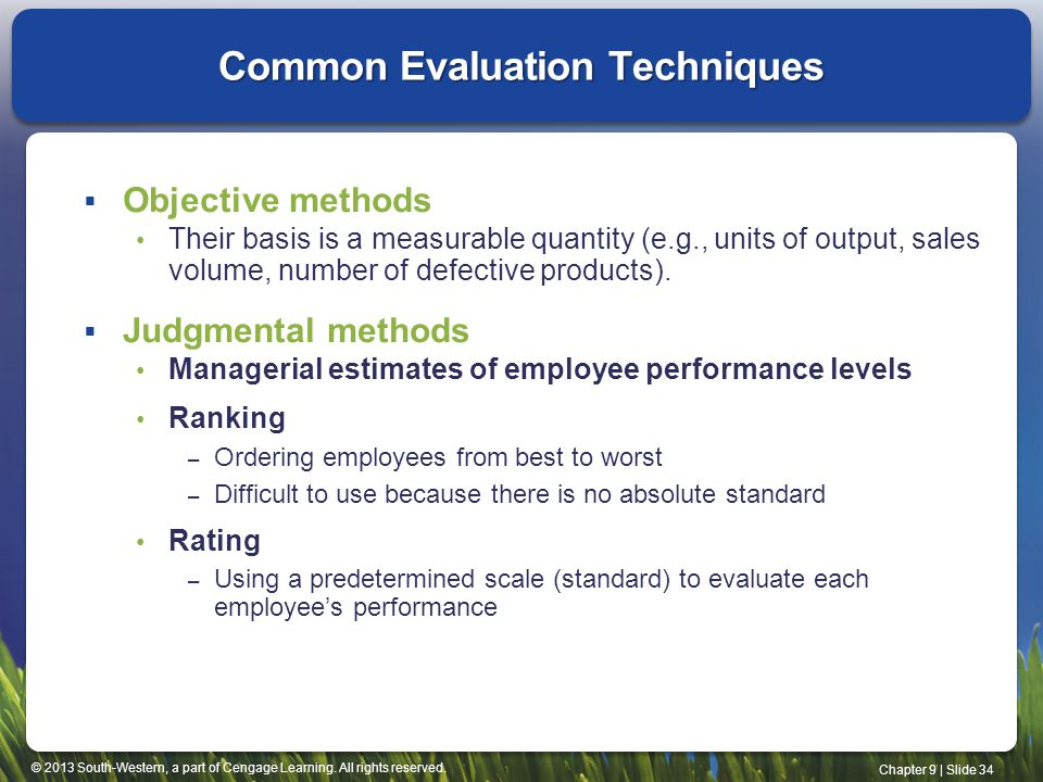 employee performance level Theory of performance the theory of performance (top) develops and relates six foundational concepts (italicized) to form a framework that level performances, a theory of performance (top) is useful in many learning contexts traditional contexts.