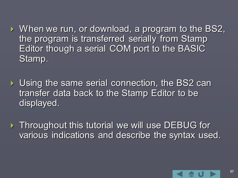 Basic stamp editor Free Download for Windows -
