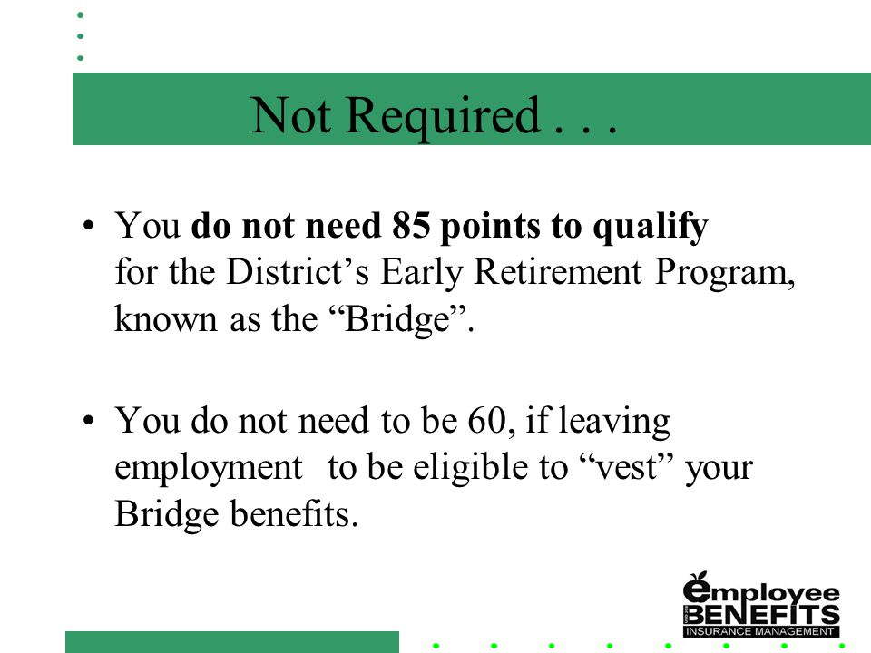 Usd  Retirement Seminar  Ppt Video Online Download