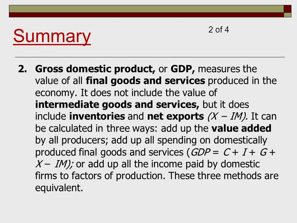 an analysis of intermediate and final goods Producing final goods, allows for discriminatory intermediate good taxation   tractable are too specialised to provide a basis for further analysis of taxation.