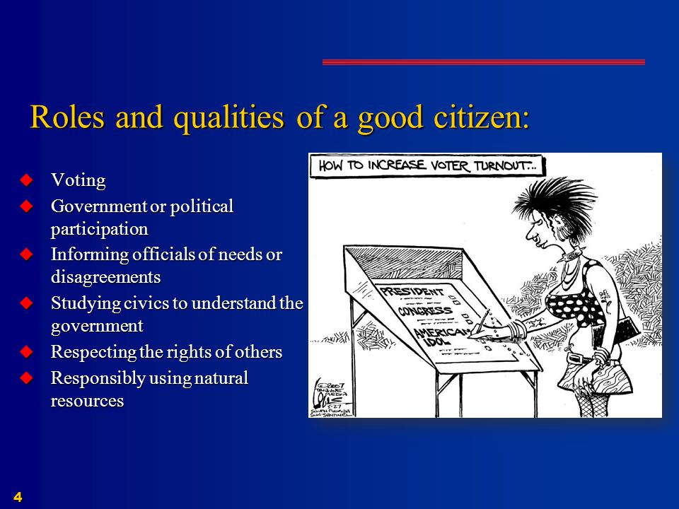 American Civics Section 1 Civics In Our Lives Ppt Video
