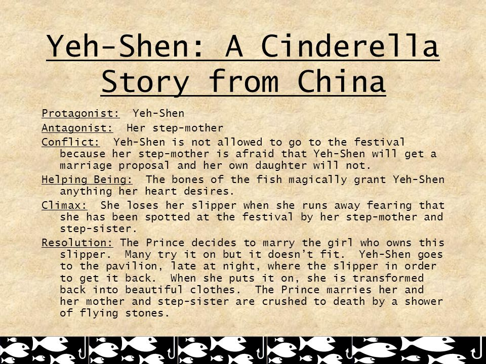 comparing and contrasting yeh shen and Text author level location  yeh-shen retold by ai-ling t unit 4 pdf set and library cinderella charles  comparing and contrasting patterns of events in.