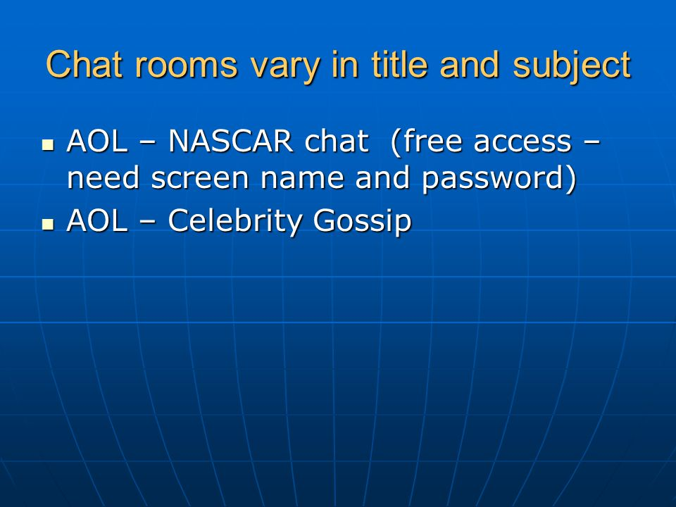 nascar chat rooms quad