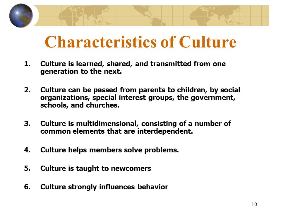 common characteristics of civilization A general crisis has unique characteristics because a civilization has unique  characteristics, in comparison with other kinds of social groupings we cannot.