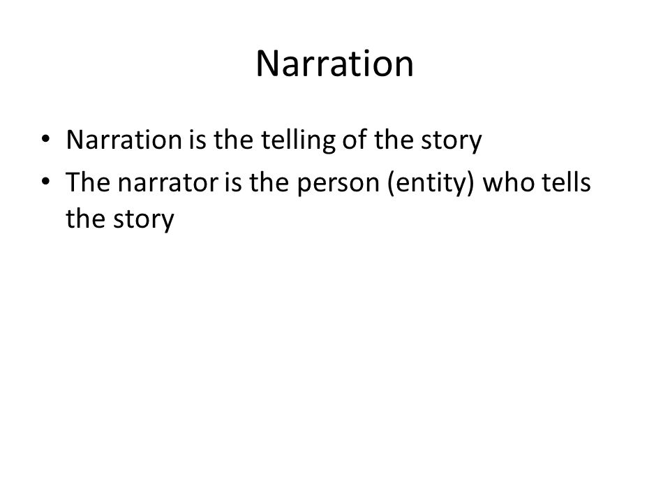 narration and tone in the tell Start studying skills lesson: perspective and narration learn of a narrator, persona, or speaker affect the tone of fable in trying to tell you about.