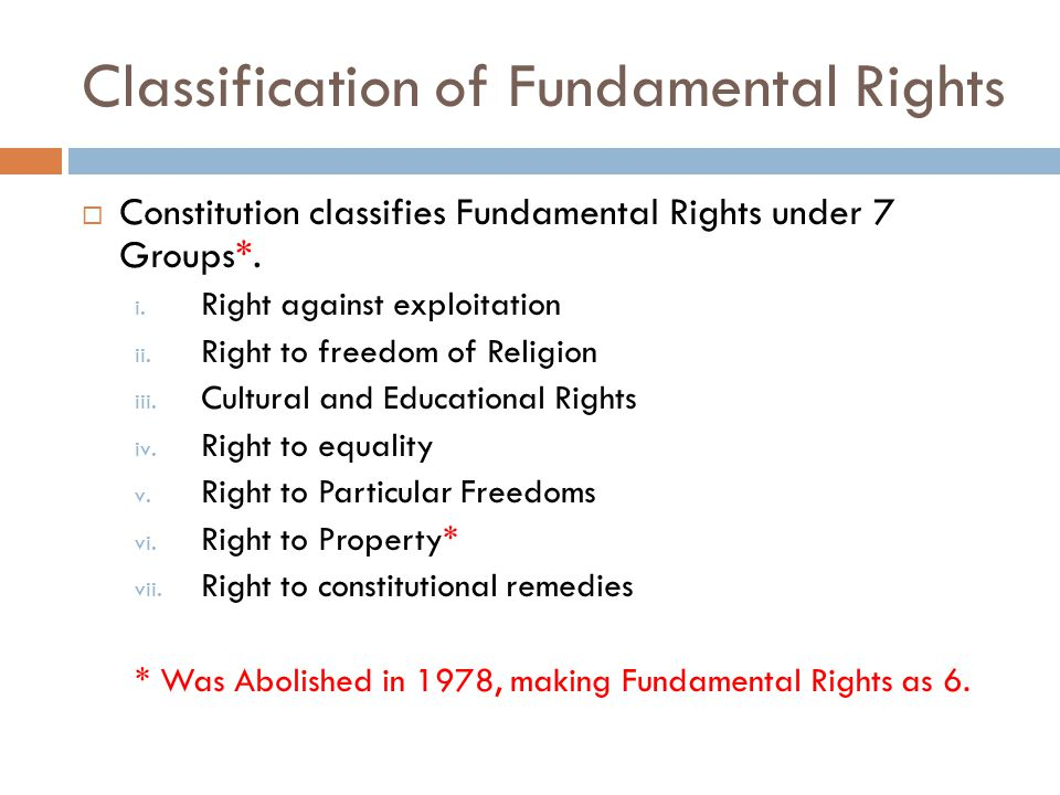 FUNDAMENTAL RIGHTS AND DUTIES - ppt video online download