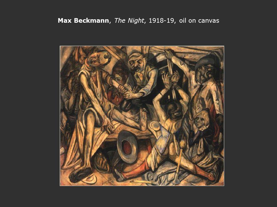 Max Beckmann Night