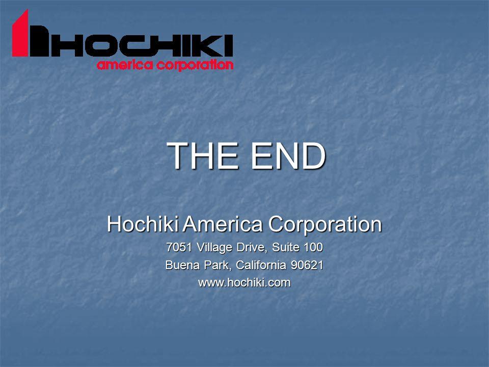 Hochiki America Corporation