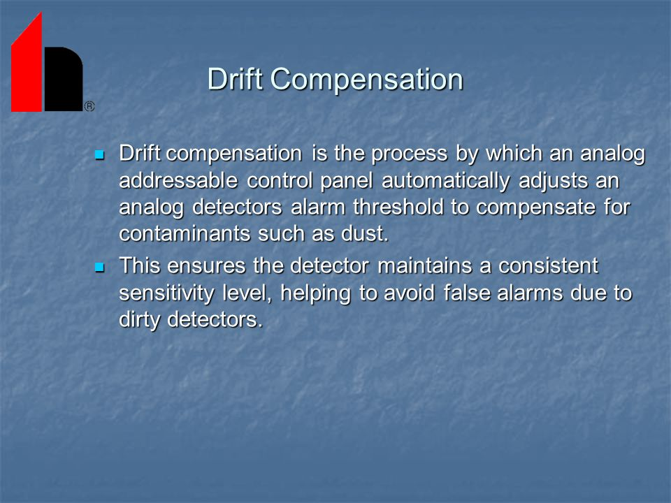 Drift Compensation