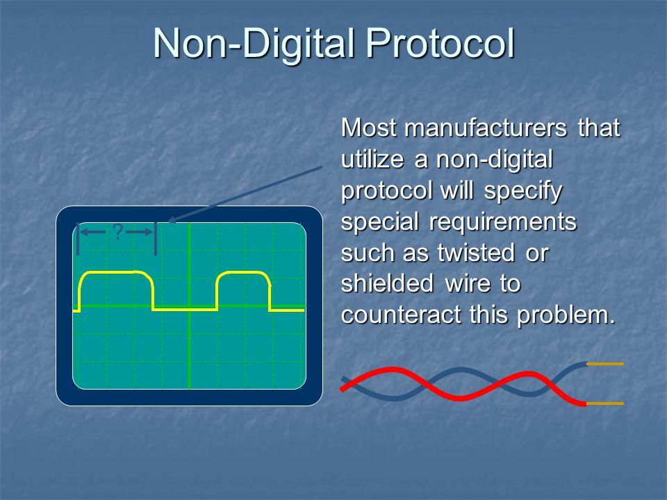 Non-Digital Protocol