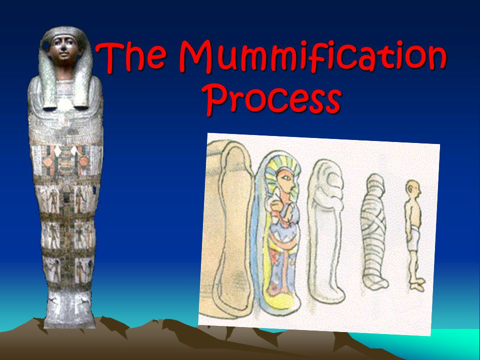 ancient egyptian mummification essay Ancient egypt culture research papers discuss the general life of the egyptians and what they did in their daily lives research on the culture of ancient egypt at paper masters.