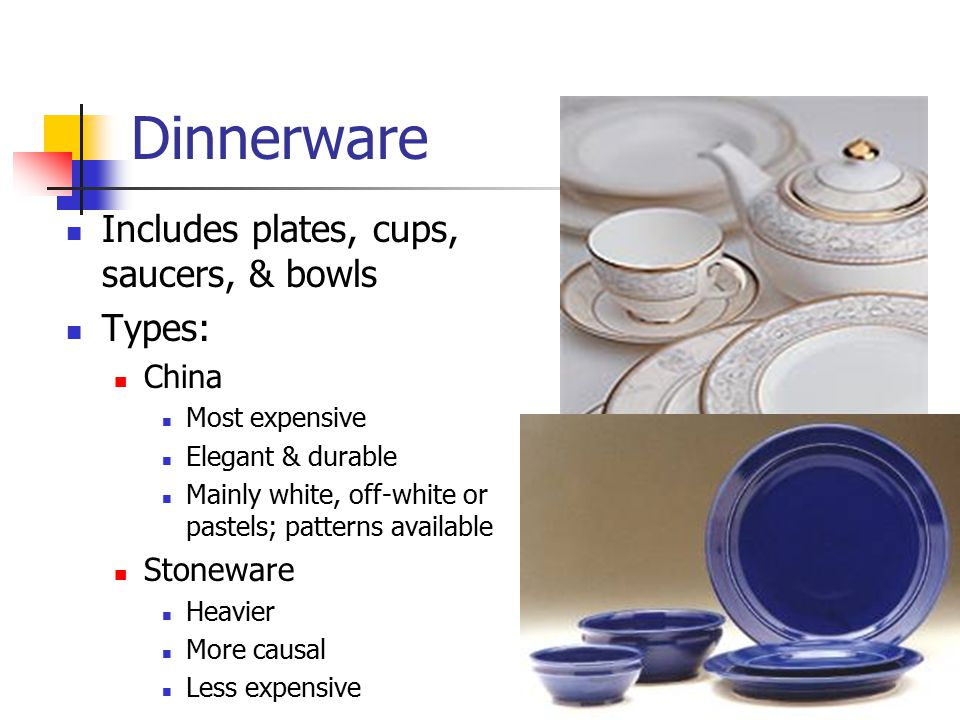 2 Dinnerware ...  sc 1 st  SlidePlayer & Table Appointments. - ppt video online download