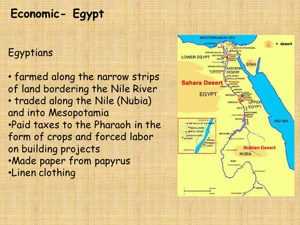 The Ancient River Valley Civilizations Of Ppt Download - Map of egypt nubian desert