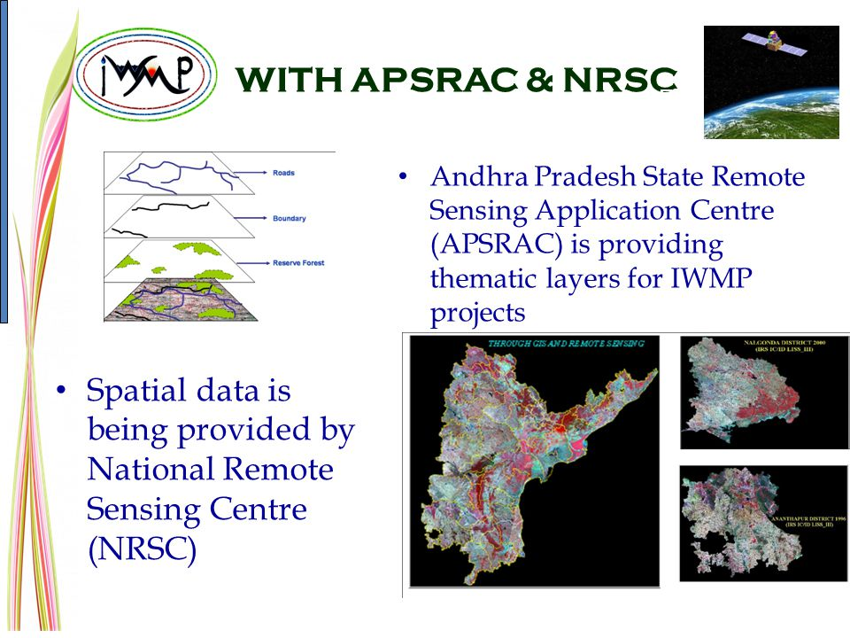 state remote sensing What is it remote sensing (re) is the science of acquiring informa`on about  earth's surface (or any items) without actually being in contact with it how is it.