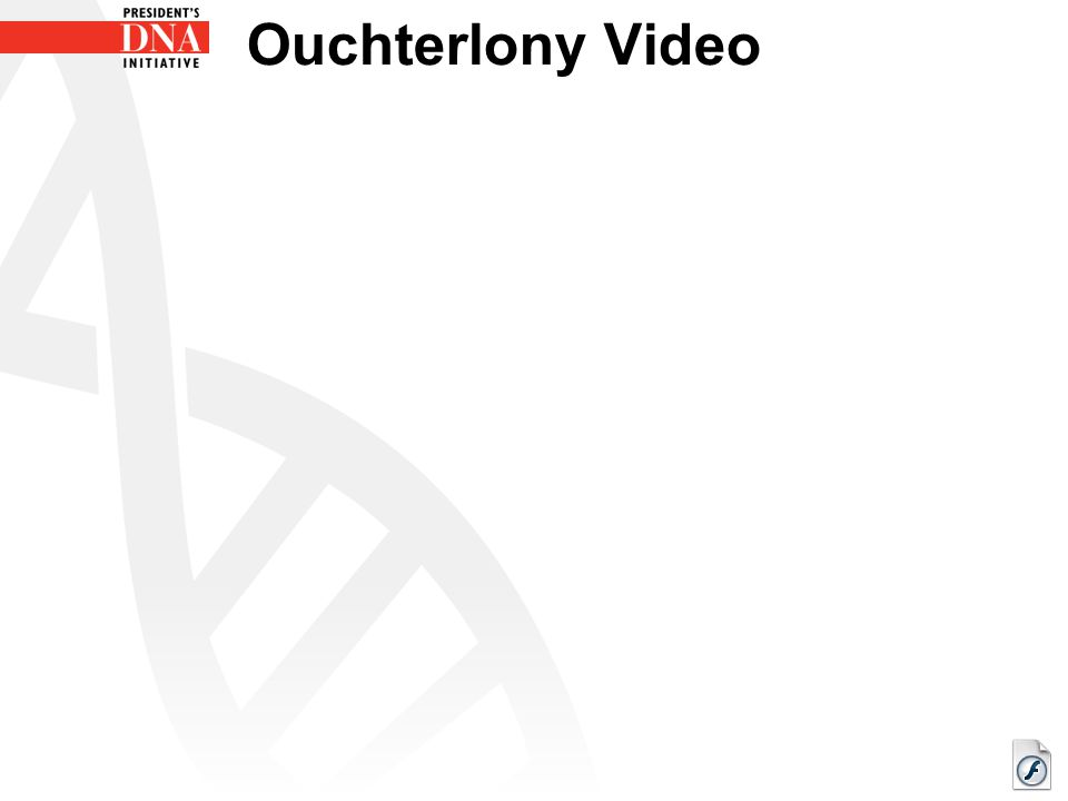 Ouchterlony Video