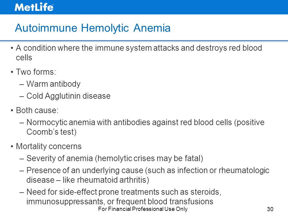 autoimmune disorders hemolytic anemia essay Disorders of secondary hemostasis  autoimmune hemolytic anemia and thrombocytopenia are common  hematology review.