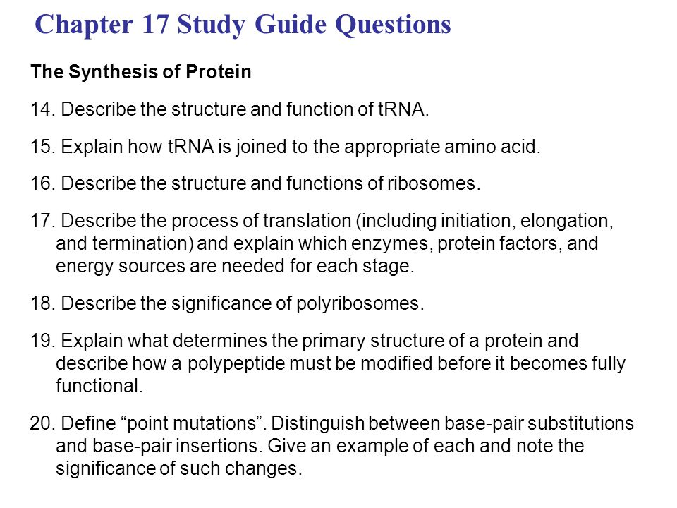 "study guide chapter 18 Ap biology reading guide julia keller 12d fred and theresa holtzclaw chapter 18: regulation of gene expression 1 all genes are not ""on"" all the time."