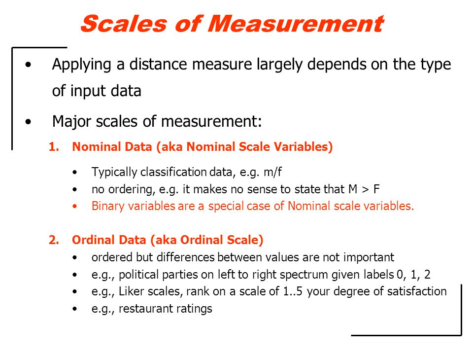 the measurement process variables scales of measurement This is not an esoteric process but something people do every day for instance, when you buy something at the store, the price you pay is a measurement: it assigns a number signifying the amount of money that you must pay to buy the item similarly, when you step on the bathroom scale in the morning, the number you.