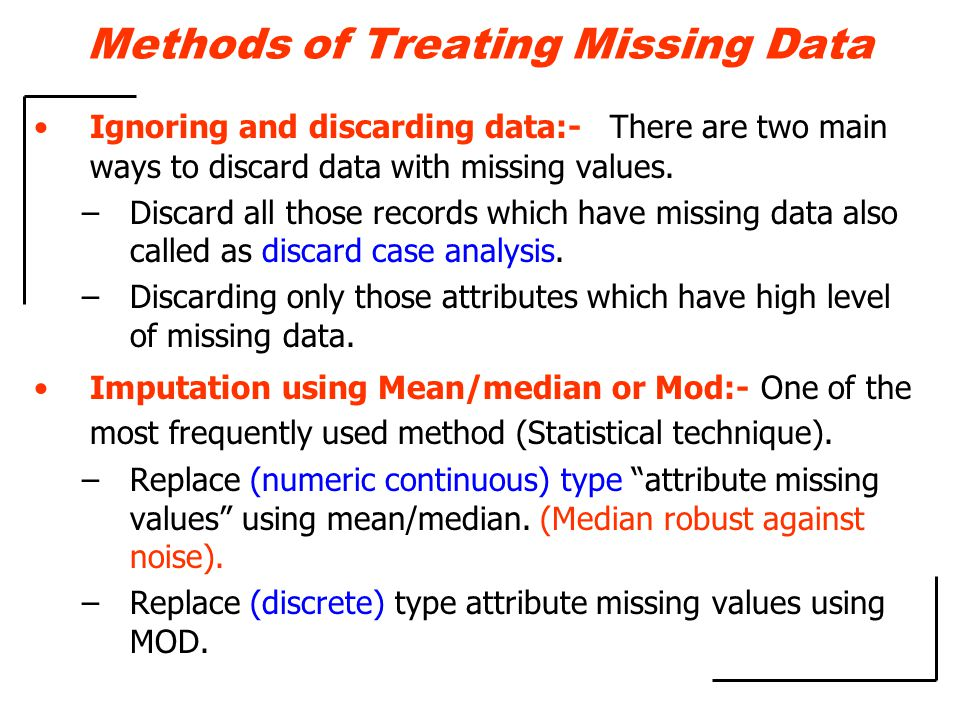 statistical analysis with missing data pdf