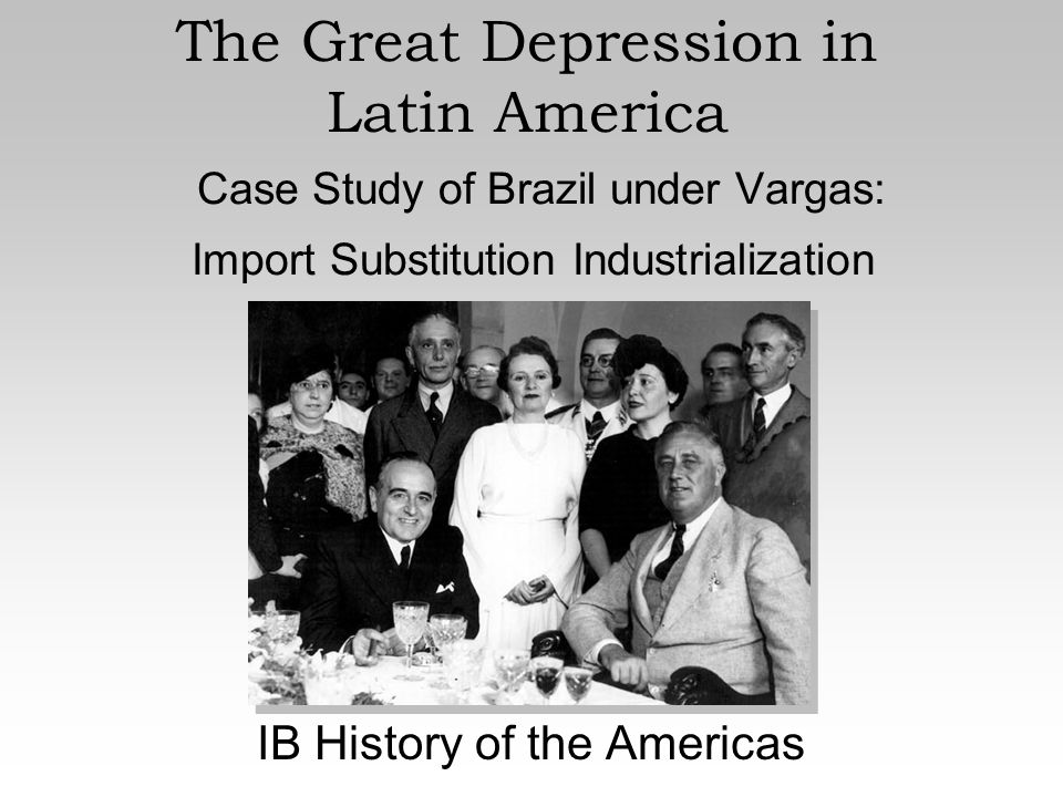 a research on the great depression in america