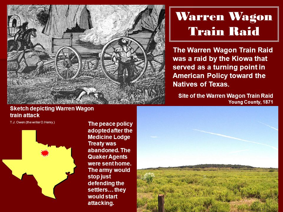 Warren Wagon Train Raid